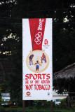 Anti-tobacco campaign, Palau