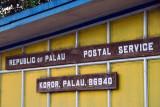 Republic of Palau Postal Service, Koror
