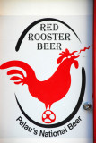 Red Rooster Beer, Palau's National Beer