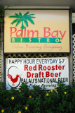 Palm Bay Bistro at the Red Rooster Brewery, Malakal