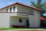 Palau National Museum - closed today