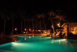 Pool of the Palau Pacific Resort, Arakabesang Island