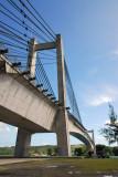 Koror-Babeldaob Bridge (413m)