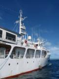 Big Blue Explorer, Palau
