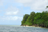 Our first dive in Palau, Big Drop-off on the west coast of Ngemelis Island