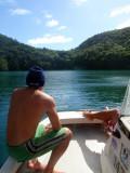 Cruising the Rock Islands