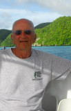 Dad in Palau