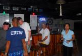 Sundowner at Sam's Bottom Time Bar & Grill, Malakal Island