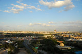 View from Convention Tower of Zabeel Park