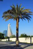 Palm tree, Zabeel Park