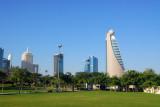 Etisalat Tower, Trade Center, Zabeel Park