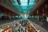 The new Terminal 3 and Concourse 2 opened in October 2008