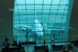 Emirates A380 DXB Concourse 2