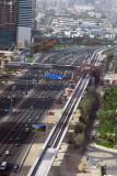 Dubai Metro Tracks