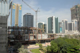 Emirates Towers Station Oct 2008