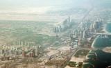 Dubai Marina aerial - May 2008