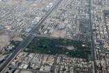 Safa Park aerial, Dubai