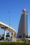Dubai Metro, Etisalat Tower