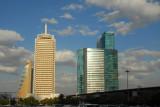 World Trade Centre Residence, Dubai World Trade Centre & Etisalat Tower