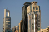 Sheikh Zayed road with Chelsea Tower