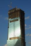Sama Tower under construction