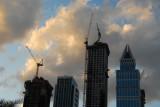 U.P. Tower, Al Yaqoub Tower, Capricorn Tower, Latifa Tower, Sheikh Zayed Road