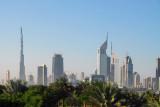 Sheikh Zayed Road skyline