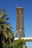 Sama Tower, under construction