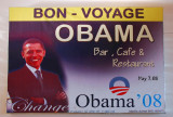 Obama is hugely popular in Ethiopia