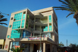 Modern building on Bahir Dar's main street