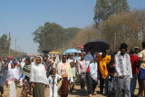 Timkat (Orthodox Epiphany) is a major 3 day holiday in Ethiopia
