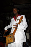 Ethiopian Minstrel - Azmari, Balageru Culture Club