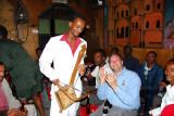 Keith getting into the traditional music, Bahir Dar