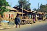 Roadside village between Bahir Dar and Woreta