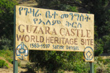 Guzara Castle (1563-1597) World Heritage Site