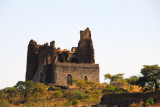 The ruins of Guzara Castle