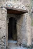 Interior doorway, Guzara Castle