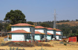 Modern housing, Azezo, just south of Gondar