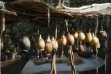 Crafts market in the Felasha village