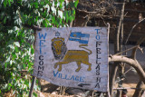 Felasha village was once home to some of the remaining Ethiopian jews