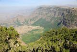 Buyit Ras viewpoint, Simien Mountains
