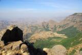 Northern Escarpment, Simien Mountains