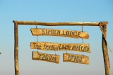 Simien Lodge - the Highest Lodge in Africa - 3260m (10700ft)