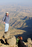 Me, on the edge
