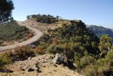Park Road, Simien Mountains National Park