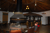 The bar and fireside lounge, Simien Lodge