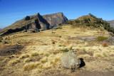 The ranger camp at Chenek