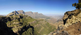 Even if we don't see Ibex this panorama is worth the journey