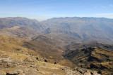 Looking across to Ras Dashen, 4554m (14,990ft)