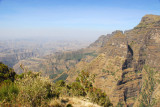 Geech Abyss, Simien Mountains National Park